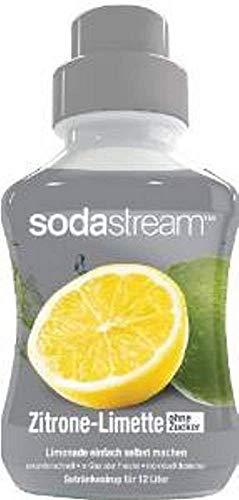 SODASTREAM CLASSICS Zitronen Limetten Geschmack ohne Zucker, 500ml