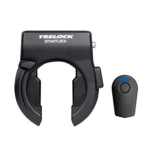 Trelock Unisex– Erwachsene Rahmenschloss-2232413999 Rahmenschloss, Schwarz, One Size