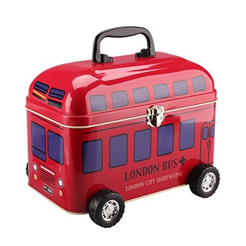 Renjun Medizinbox Erste-Hilfe-Set aus der Box für Babys und Kleinkinder, tragbar, 24,2 x 13 x 16,2 cm