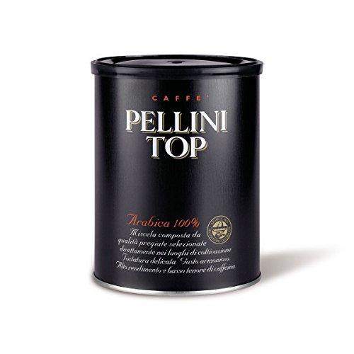 Pellini Kaffee Espresso Top 100% Arabica, 250g gemahlen