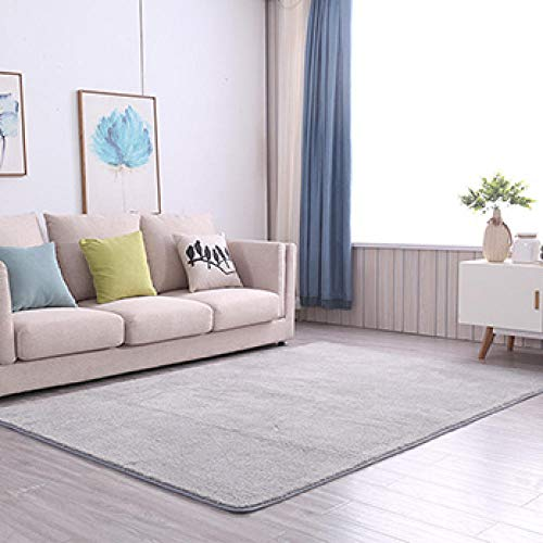 IKEA Alfombra para el salón o el sofá, mesita de noche, alfombra para el hogar, dormitorio (200 x 180 cm)