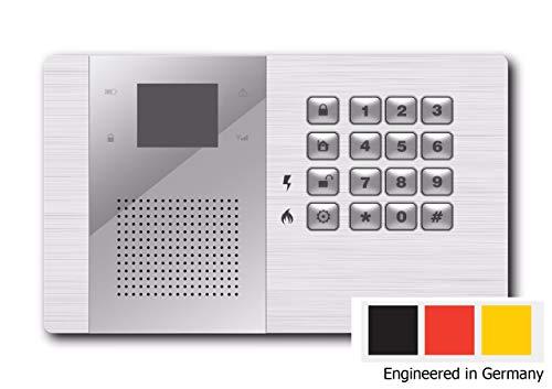 FS-LGD8003-X2 Axiomatic 2W - bidirektionale Profi Funk Alarmanlage GA - Starter Set