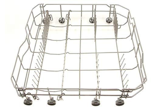 Panier inférieur avec roulettes pour lave-vaisselle - SABA, FAR, PROLINE, VALBERG.