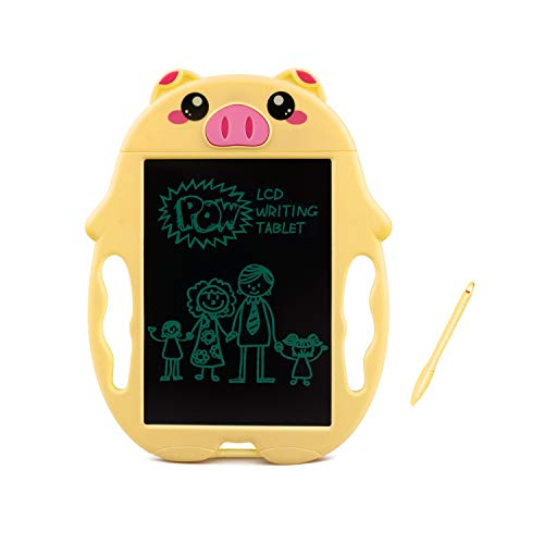 MYCARON Kid Toys for 3-6 Year Old Girls and Boys,LCD Doodle Board Drawing Tablet Educational Toys for Girls & Boys 3-6 Years Old Best Birthday Gifts Electronic Writing Tablet for Kids