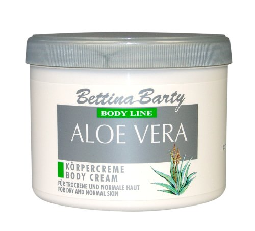 Bettina Barty 1546 Bodyline Body Cream Aloe Vera, 500ml