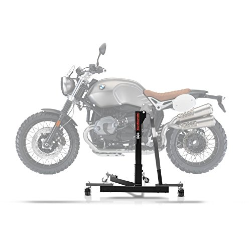 Bequille d'atelier Centrale ConStands Power Evo pour BMW R NineT Scrambler 16-21 Gris