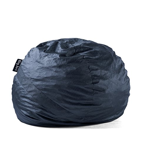 Big Joe Fuf Foam Filled Bean Bag Chair, Large, Cobalt Lenox
