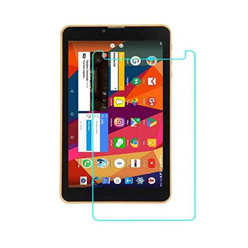 Fastway Tempered Glass Screenguard for Domo Slate S7 Tablet Screen Guard