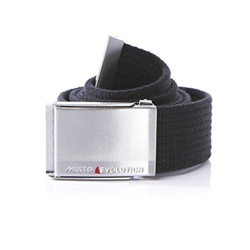 Musto Evolution Belt - Gürtel schwarz 1 Size