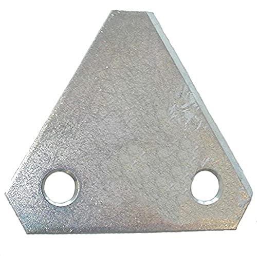 Greenstar 2786hoja Triangular adaptable para cortacésped Brill