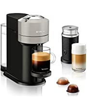 Krups Nespresso Vertuo Next Kaffeekapselmaschine | 1,7 Liter Wassertank | Kapselerkennung durch Barcode | 6 Tassengrößen | Power-Off Funktion | aus 54 % recyceltem Kunststoff