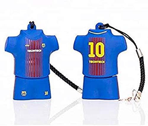 Tech One Tech TEC50234-16 - Memoria USB Diseño Fútbol Equipación Barcelona (16 GB) Color Multicolor