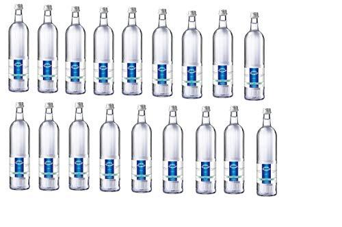 18 Flaschen Staatlich Fachingen Medium Mineralwasser mit wenig Kohlensäure a 750ml in Glas inc. 2,70€ Mehrweg Flasche