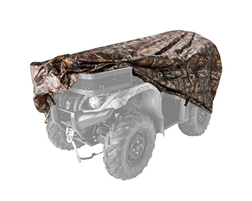 Black Boar Extra Large (450cc and Up) Protect Your ATV from Rain, Snow, Dirt, Damaging UV Rays While in Storage (Jungle Camo) (66021)