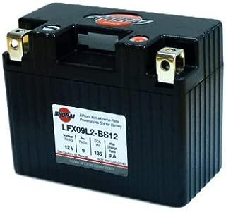 Shorai Lithium Battery 12V 9Ah