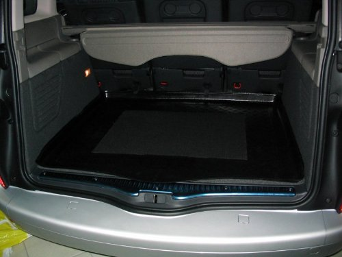 Kofferraumwanne mit Anti-Rutsch passend für Renault Espace Van 5-tr. 5 Sitze 2002- 5 - sitzig 105cm x 138cm