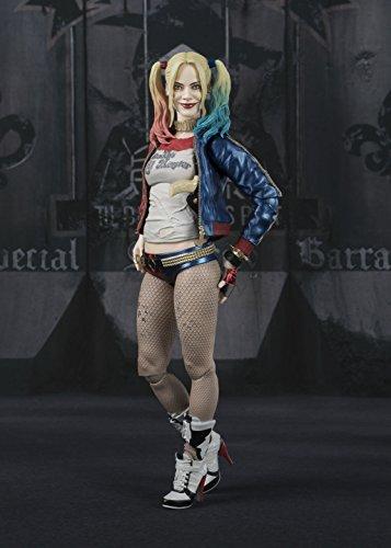 Tamashii Nations 51371 - Figura de Harley Quinn Shfiguarts. 6