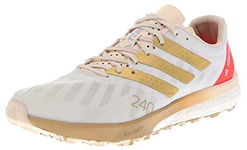 ADIDAS Terrex Speed Ultra Zapatillas de Trail Running para Hombre Blanco Oro 43 1/3 EU