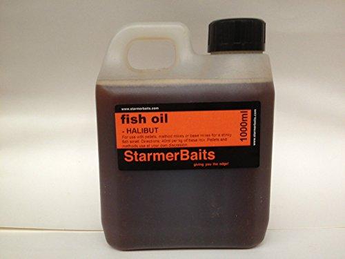 Fisch Öle lachs, Heilbutt, Sardine, lampray, NOD, Thunfisch, cornsteep Öl für Angeln 250 ml HALIBUT OIL