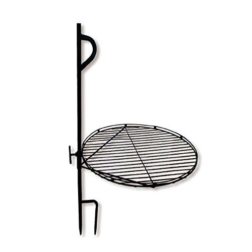BACKYARD EXPRESSIONS PATIO · HOME · GARDEN 913280 Portable Backyard Campfire Cooking Grate