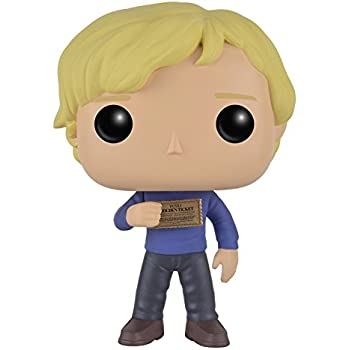 Funko POP Movies: Willy Wonka Charlie Bucket Action Figure