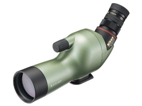Best Price Nikon Fieldscope ED50 Angled (Pearlescent Green)