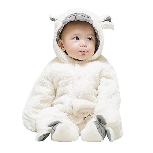 Rest-Eazzzy Baby Flannel Romper Fleece...