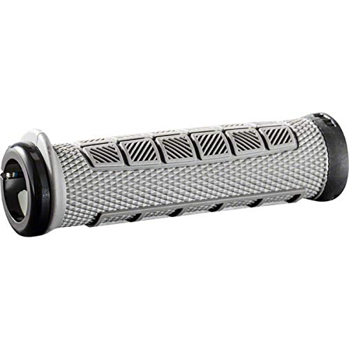 Odi Elite Pro Grips, Graphite/Black, 130mm