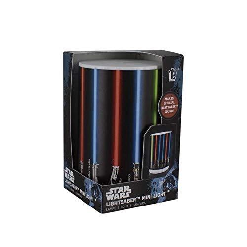 Paladone Lichtschwert Mini-Licht mit Sound, mehrfarbig