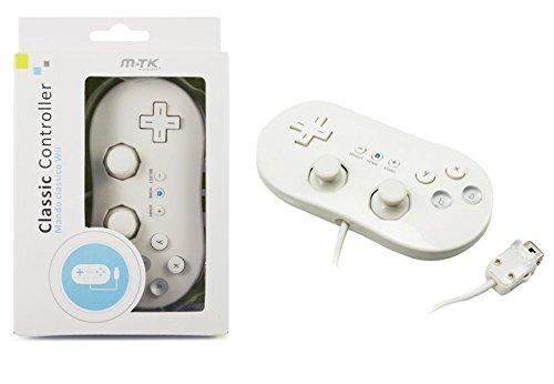 Mtk 4340000300 - Accesorio Consola Wii, Mando clásico