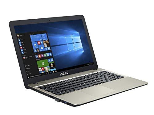 Asus F541UA-GQ933T 39,62 cm (15,6 Zoll) Laptop (Intel Core i3-6006U, 4 GB RAM, 1 TB HDD, Intel HD Graphic, Win 10 Home) schwarz (Generalüberholt)