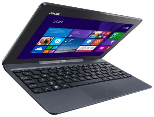 ASUST100TAシリーズNB/gray(WIN8.132bit/10.1inchHDtouch/Z3740/2G/32G/JISキーボード)T100TA-DK32G