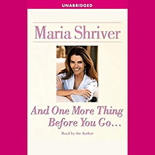 And One More Thing Before You Go... audiobook cover art