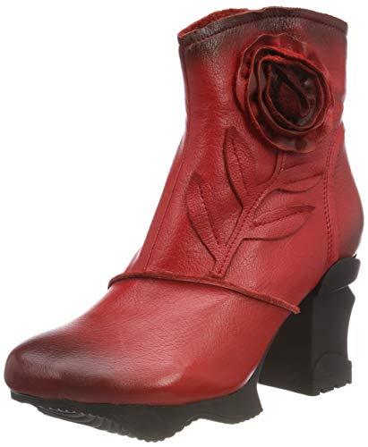 Laura Vita Damen ARMANCE 15 Stiefeletten, Rot (Rouge), 39 EU