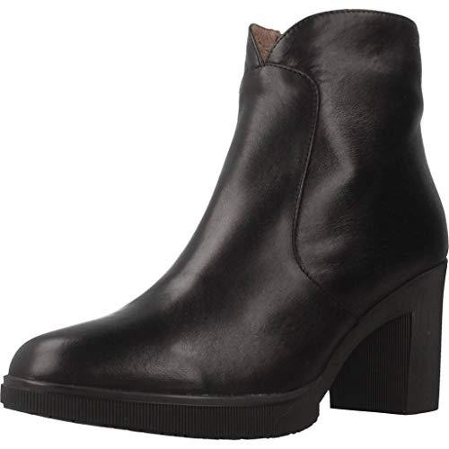 Wonders Stiefelleten/Boots Damen, Color Schwarz, Marca, Modelo Stiefelleten/Boots Damen M3701 Schwarz