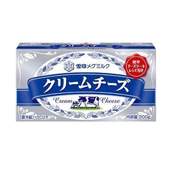 雪印 クリームチーズ 200g x36個セット (冷蔵)