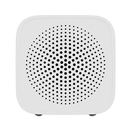 ZZNNN Altavoz Bluetooth AI Mini Altavoz portátil inalámbrico de Calidad HD Columna Micrófono Llamada Manos Libres