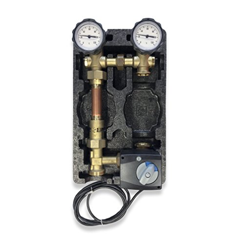 Oventrop Kessel-Anbindesystem Regumat M3-180 DN 25 ohne Pumpe