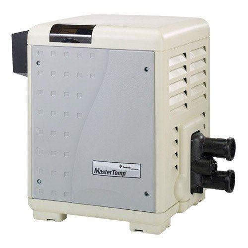 Pentair 460735 MasterTemp 300K BTU Propane Gas High Performance Eco-Friendly Heater