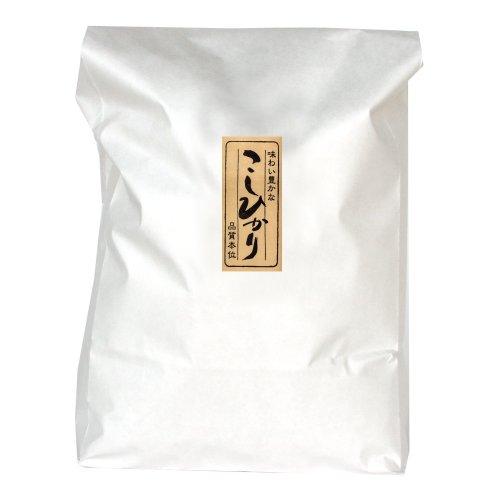 【あす着】 新潟県産 精米 新潟 コシヒカリ 5kg