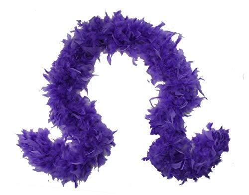 80 Gram Chandelle Feather Boa (Lavender)