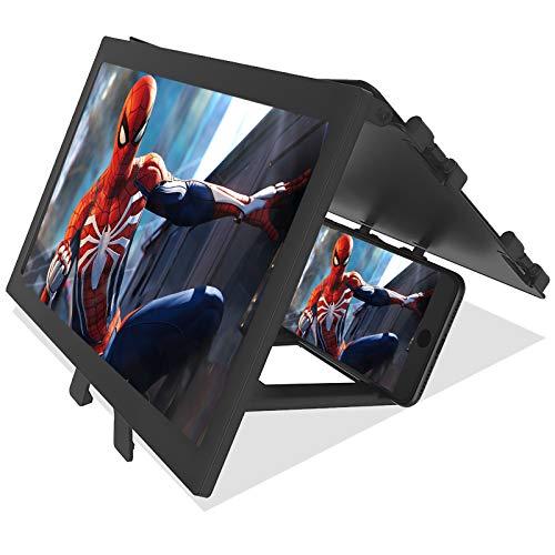 LAIKETE Anti-Blue Light Screen Magnifier, Expander HD Protable Movie Video Game Screen Amplifier...