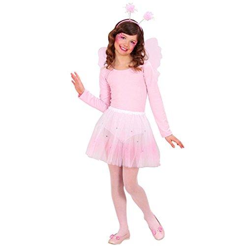 Amakando Disfraz infantil de hada con tut, disfraz de princesa elfo, disfraz para nia, fantasa, bailarina, tut