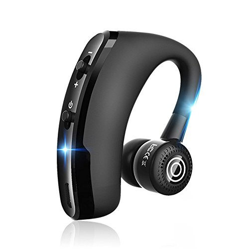 Auricular Bluetooth 4.1, TFHEEY Manos Libres Bluetooth Auriculares Cancelación del Ruido Auricular…