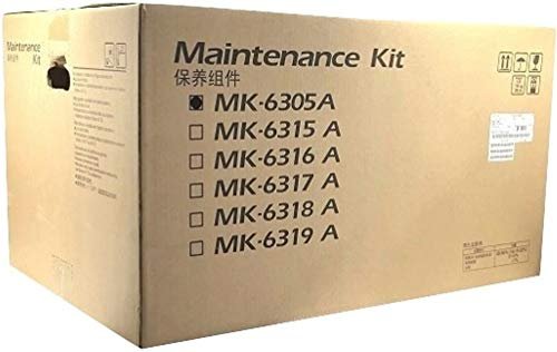 Kyocera 1702LH7US1 Model MK-6305A Maintenance Kit For use with Kyocera/Copystar CS-3500i, CS-4500i, CS-5500i, TASKalfa 3500i, 4500i and 5500i Multifunctional Printers