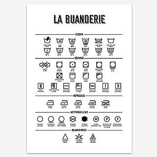 Affiche Poster La Buanderie