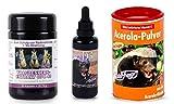 Robert Franz OPC (60 Kapseln) + Vitamin D3 50ml + Acerola-Pulver Vitamin C 175gr - SPARPAKET