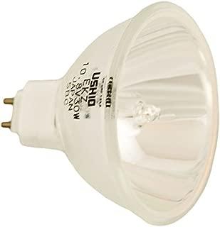 Dolan-Jenner Fiber-Lite EKZ Glass Ushio Halogen Lamp, 30W, 10.8V for 3100/3100-1/Mi-30/190/190-1