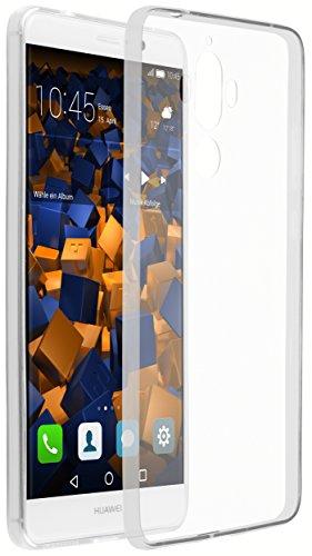 mumbi Hülle kompatibel mit Huawei Mate 9 Handy Hülle Handyhülle dünn, transparent