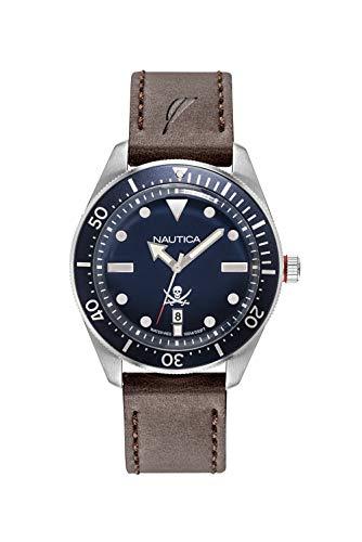 Nautica Unisex Erwachsene Quarz Uhr NAPHCP902